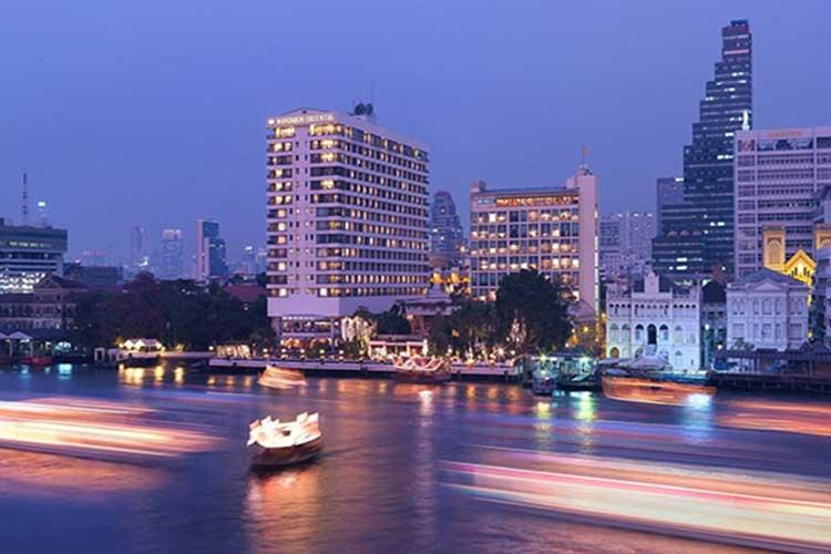 ตามรอยพิสูจน์โรงแรมแมนดาริน โอเรียนเทล กรุงเทพ
