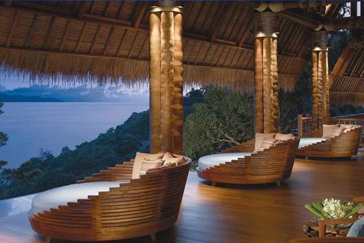 เรื่องราวภายในโรงแรมของประเทศไทย