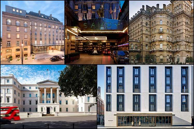 แนะนำ 5 โรงแรมที่พักในกรุงลอนดอนมีอะไรบ้าง