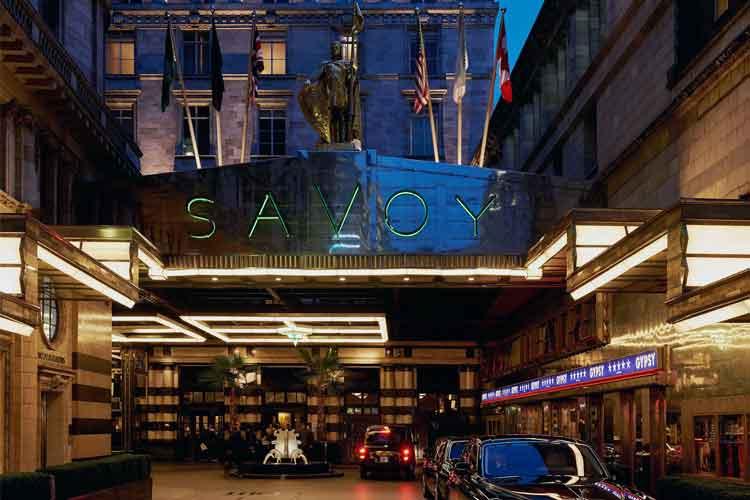 THE SAVOY news site