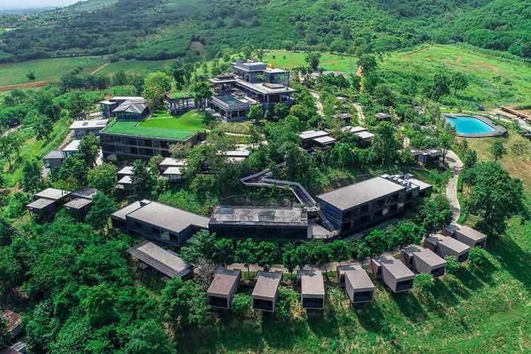 รีวิว เดอะ ปาซ โรงแรมเขาใหญ่